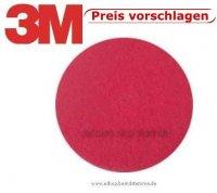 "3M Super 20""/505 mm Ø, 25 mm Stärke, rot im 5er-P."